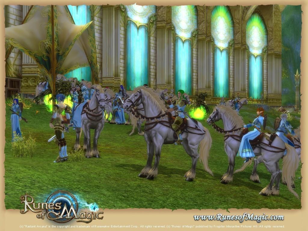 Runes of Magic (1)