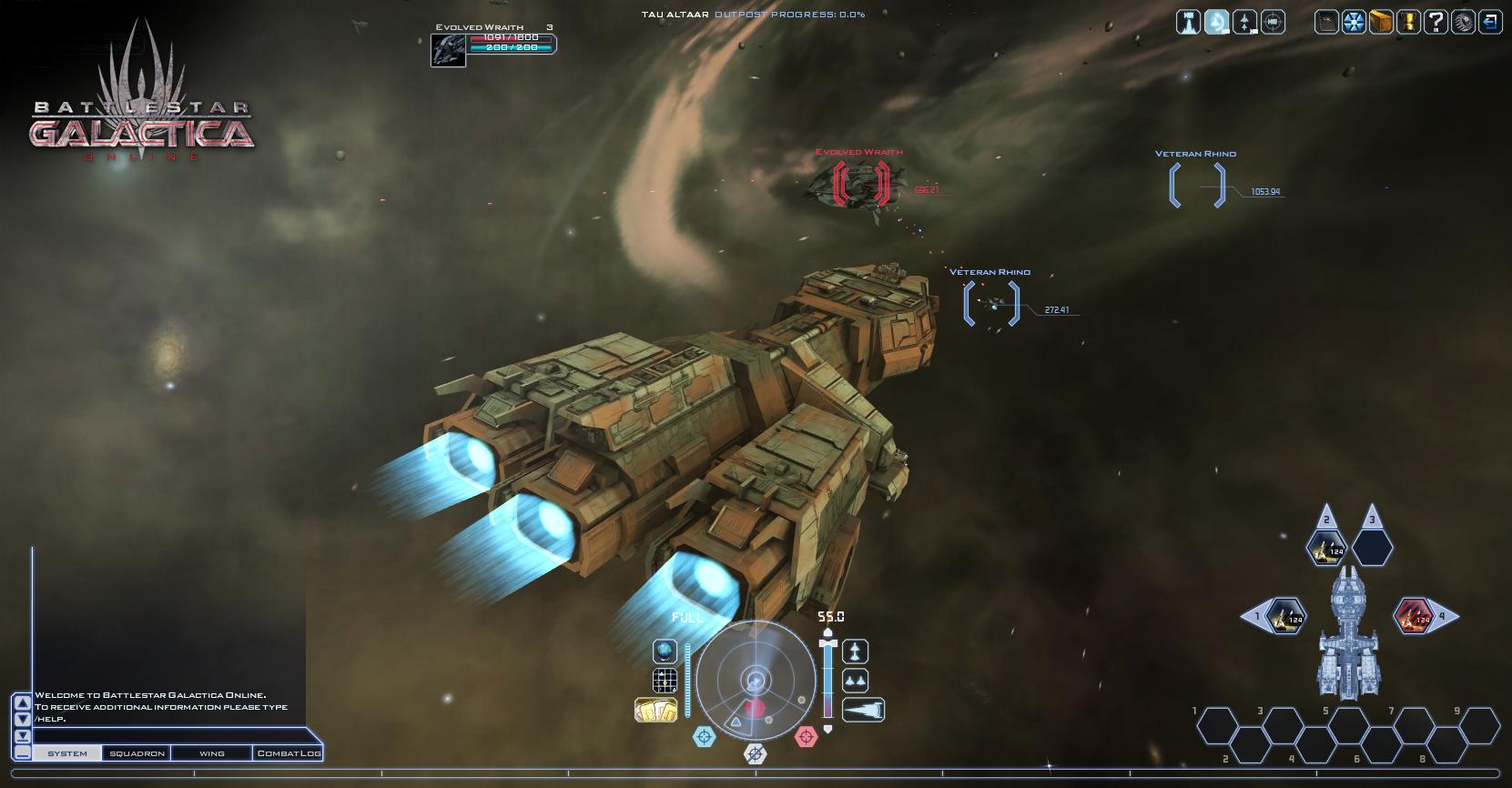 Battlestar Galactica Online (1)