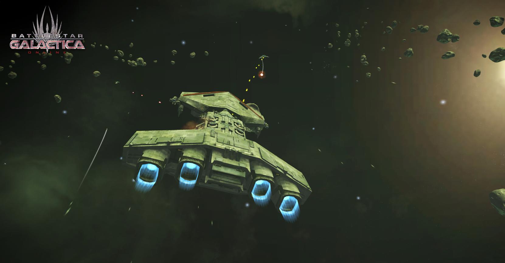 Battlestar Galactica Online (3)