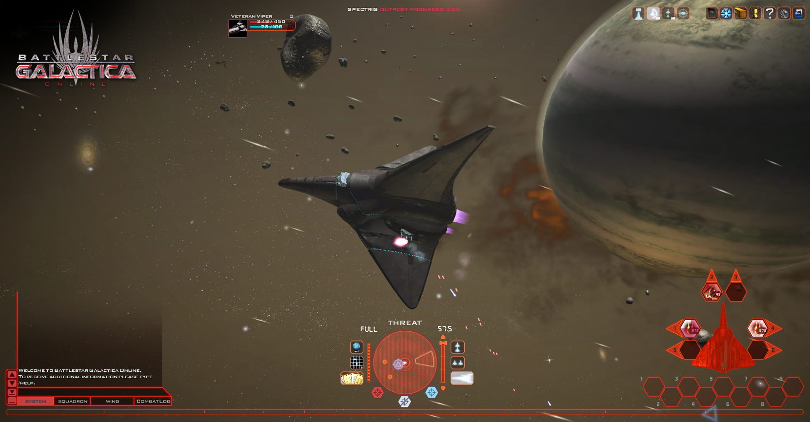 Battlestar Galactica Online (4)