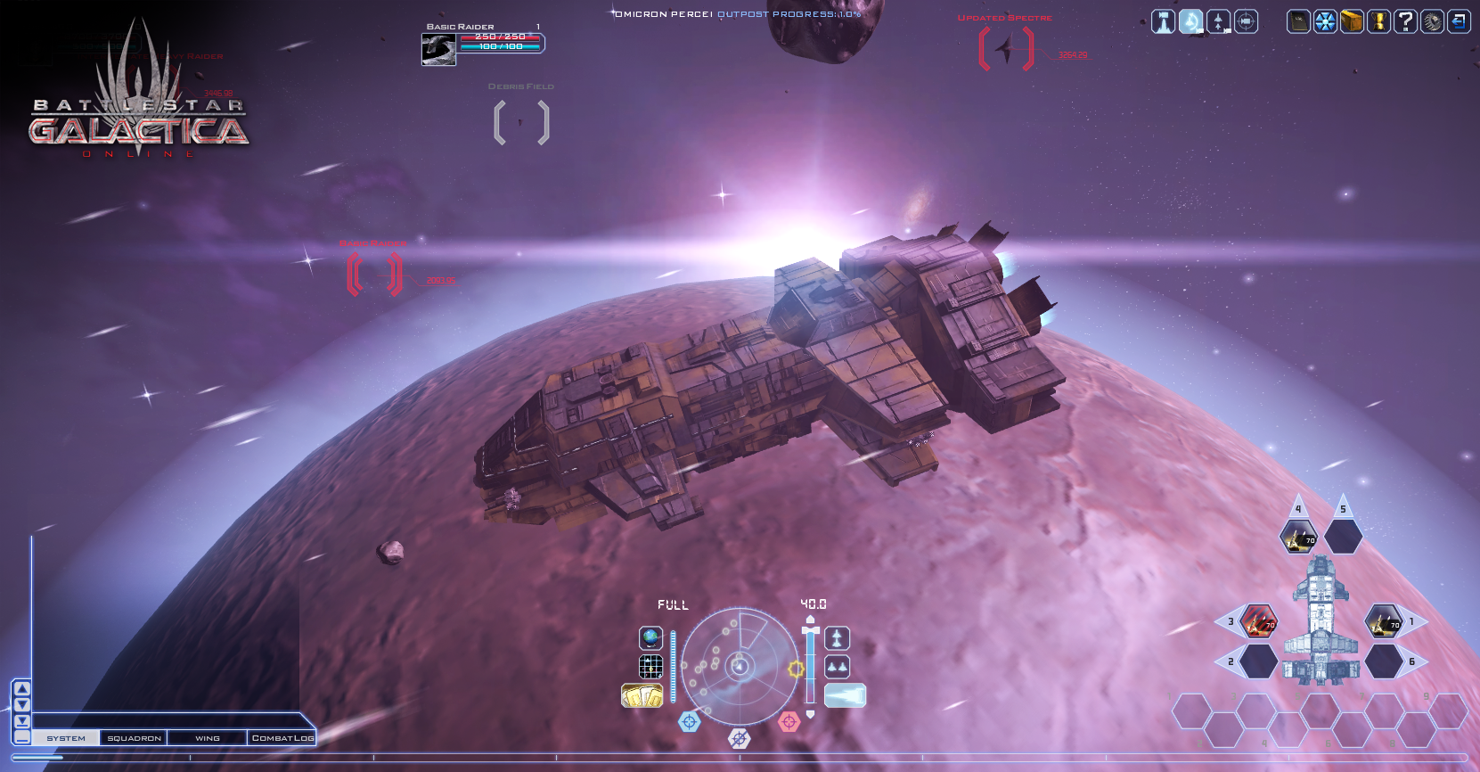 Battlestar Galactica Online (5)