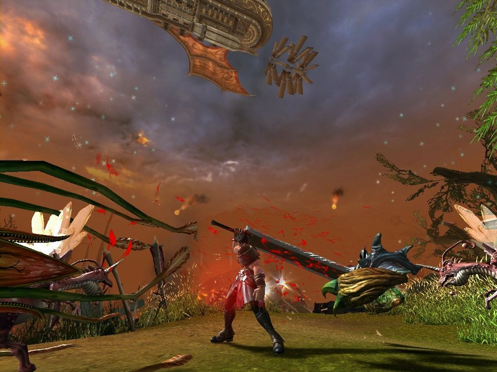 Land of Chaos Online (3)