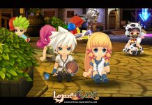 Legend of Edda Chapter 2: Return of the God Launched