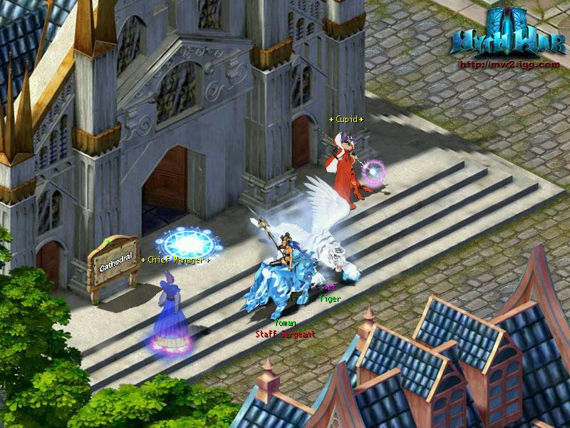 Myth War 2 Online (2)