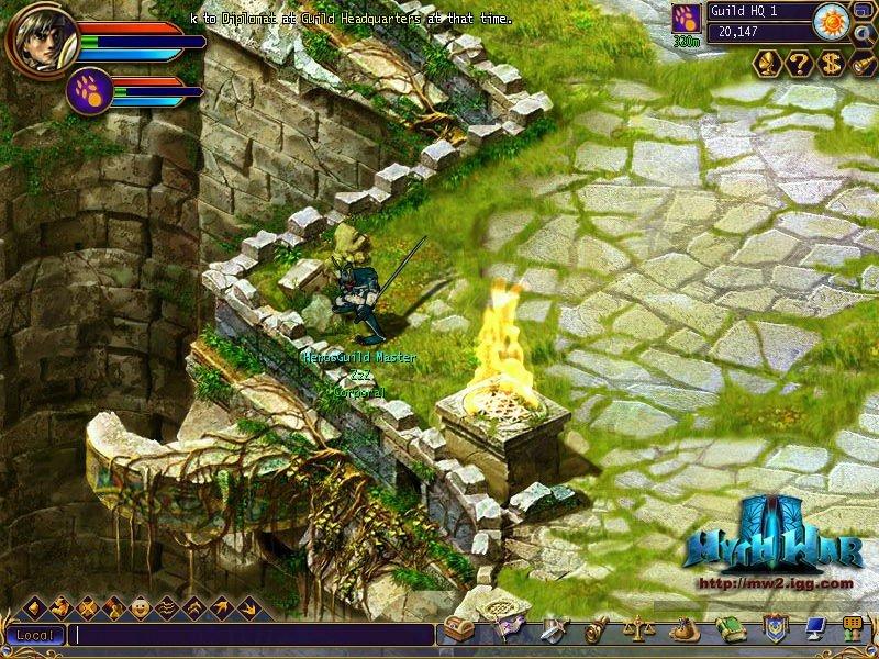 Myth War 2 Online