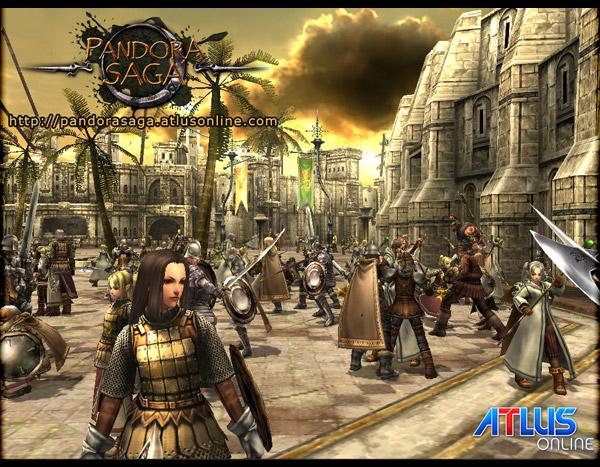 Pandora Saga 5