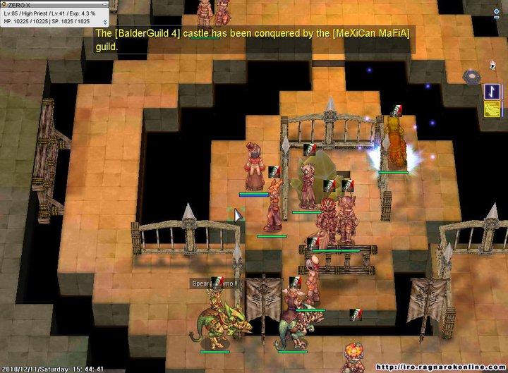 The north american server for ragnarok online 2 is currently in open beta (with data wipe)
