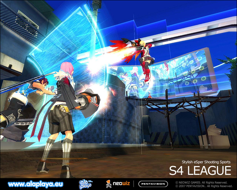 S4 League Download