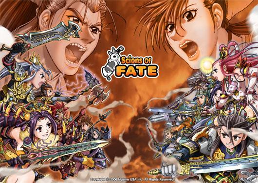 Scions of Fate1