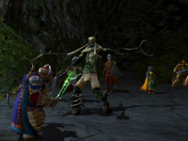 The Lord of the Rings Online (4)