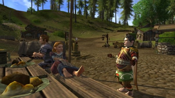 The Lord of the Rings Online (6)