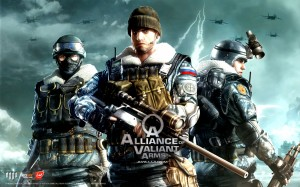 Alliance of Valiant Arms 1