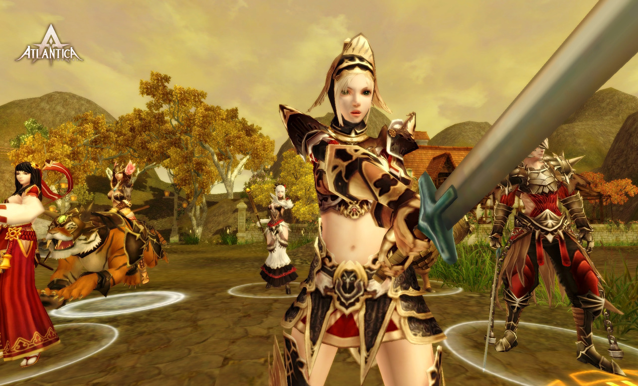 Atlantica Online Review And Download Mmobomb Com