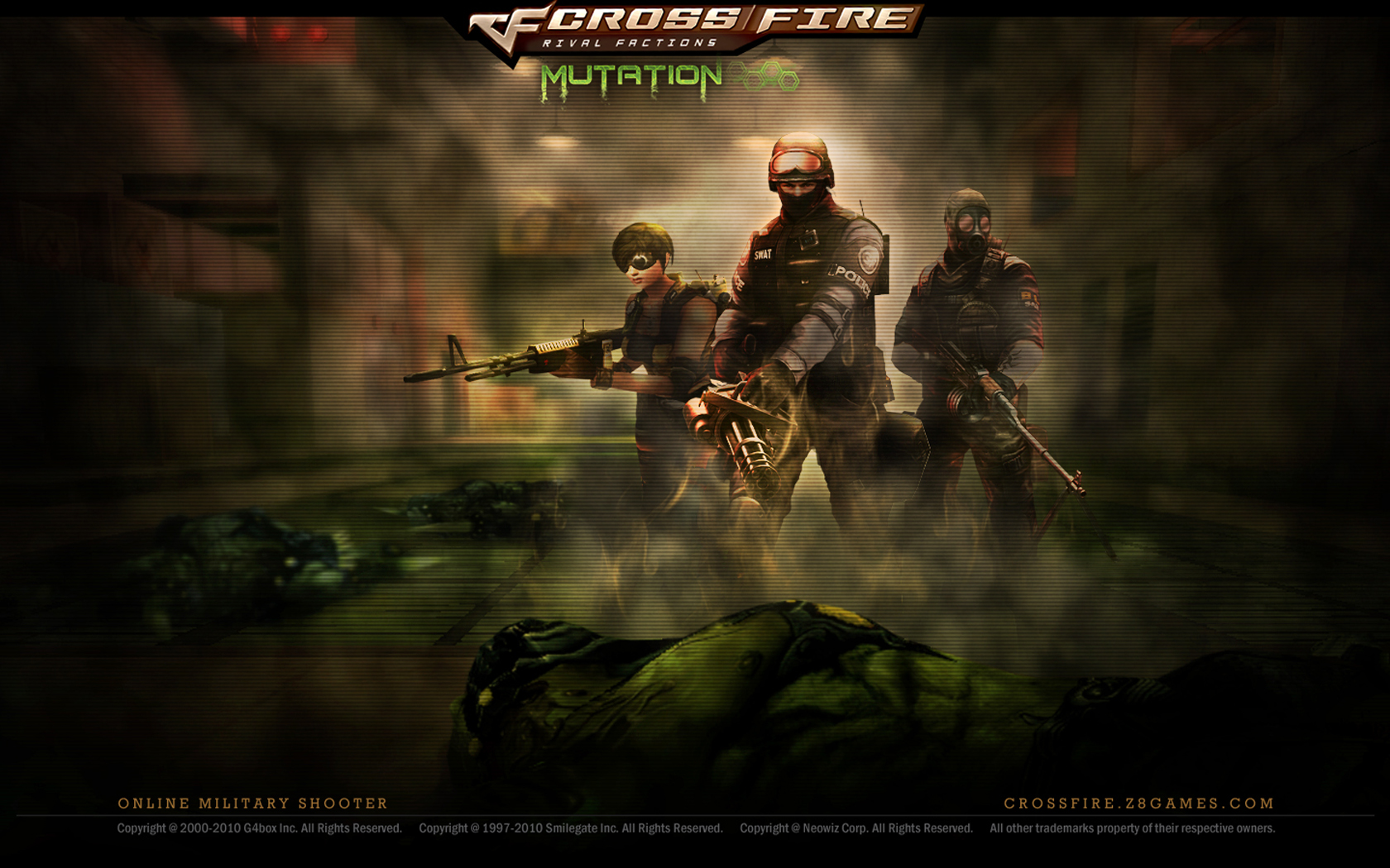 Cross Fire Review and Download