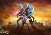 League of Legends 1
