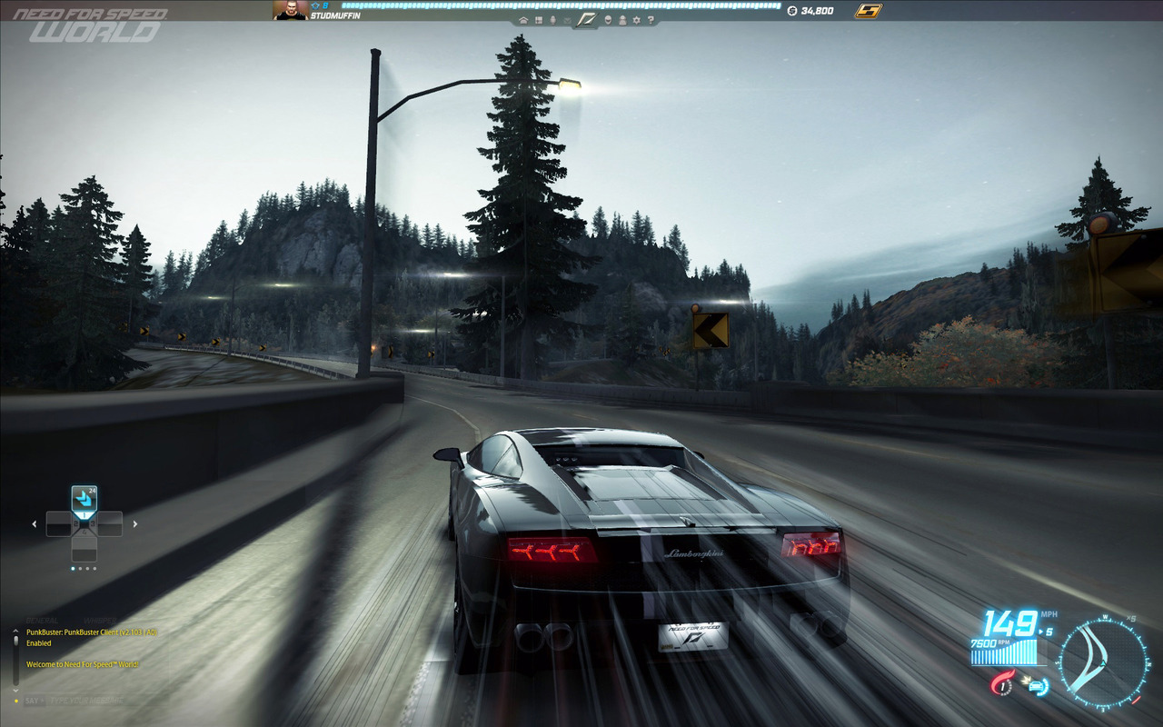 Need For Speed World Review and Download