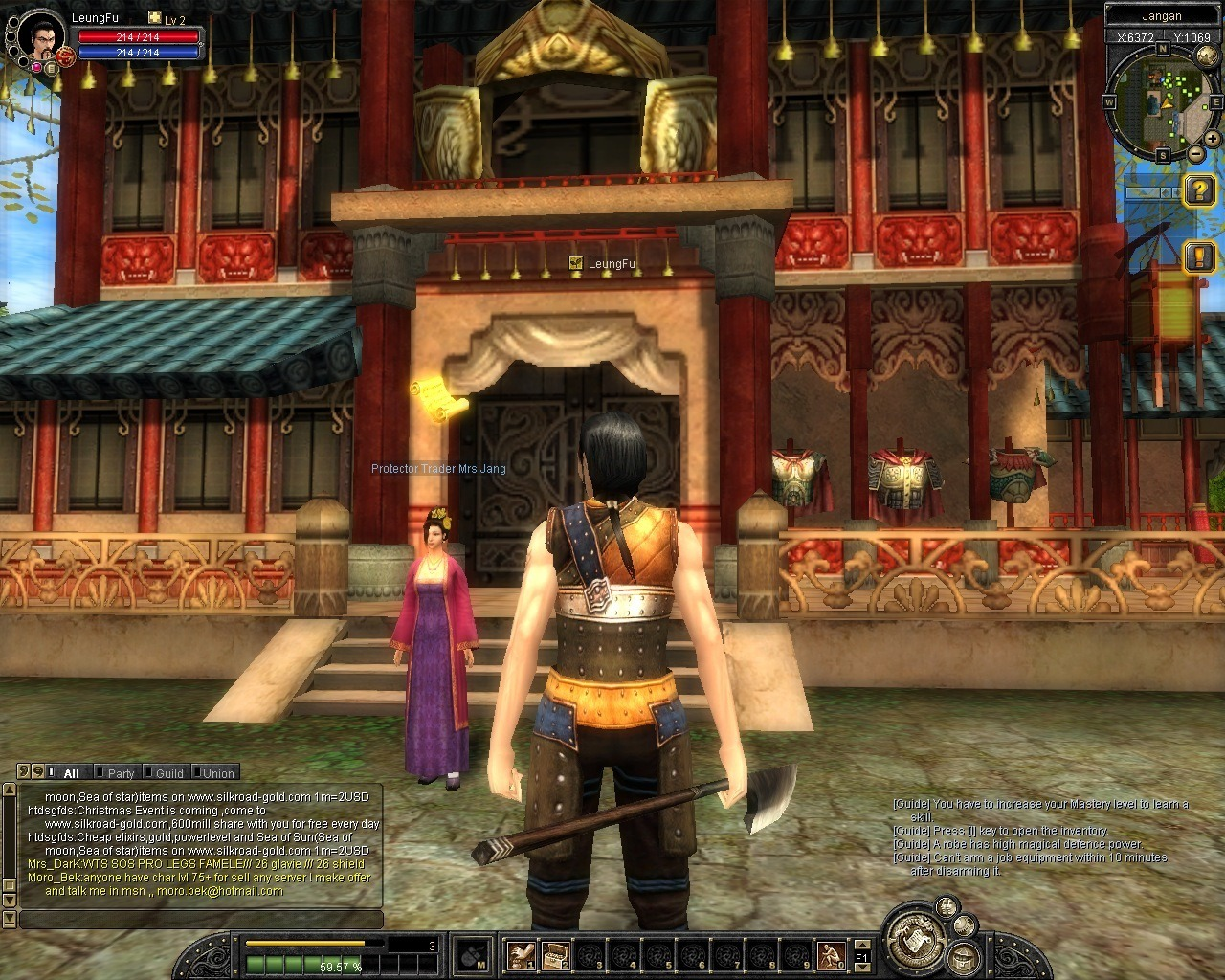 Silkroad Online Review And Download Mmobomb Com