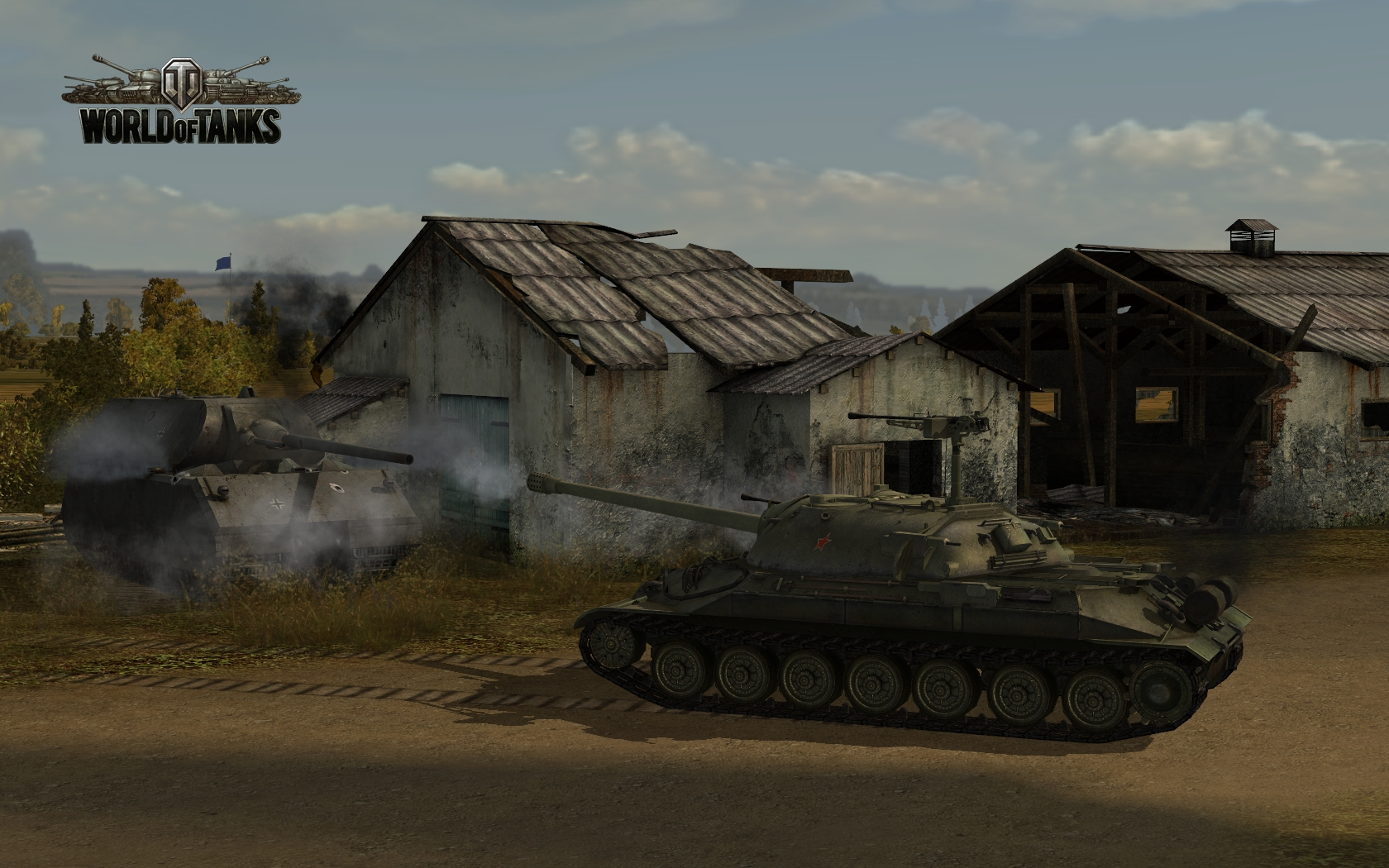 I had tanks downloaded, then I decided to set up a test server for them, after the jump everything was perfect, they started 45