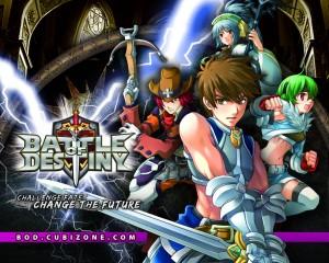 Battle of Destiny wallpaper
