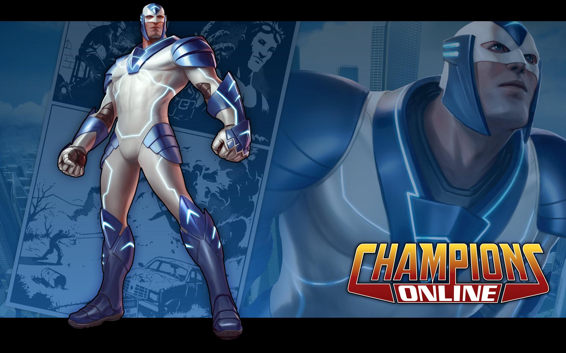 Champions Online (5)