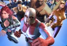 City of Heroes Wallpaper 592x200