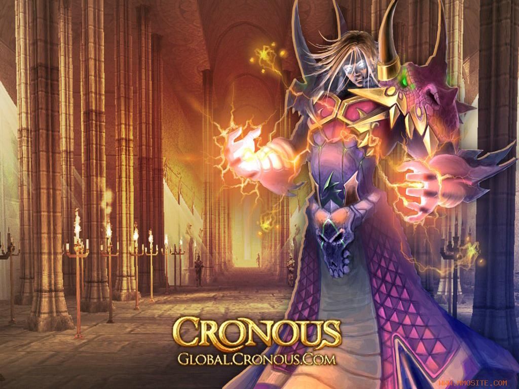 Cronous wallpaper