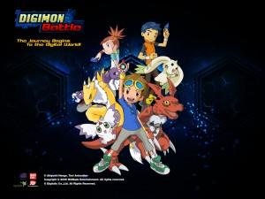 Digimon Battle wallpaper