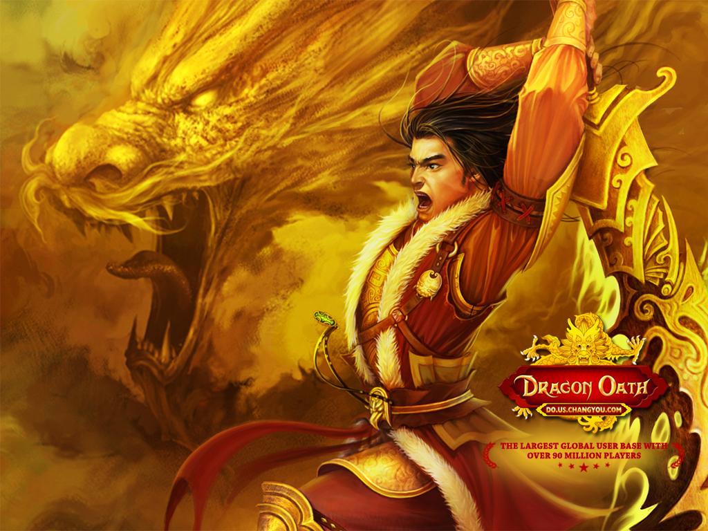 Dragon Oath wallpaper