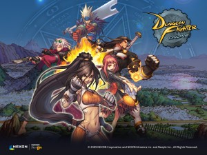 Dungeon Fighter Online 4