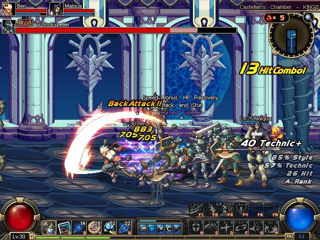Dungeon Fighter Online (2)