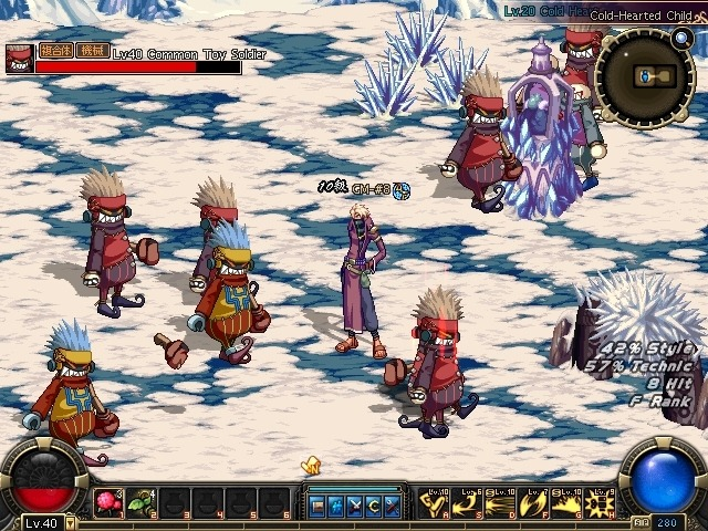 Dungeon Fighter Online (3)