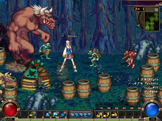 Dungeon Fighter Online (4)