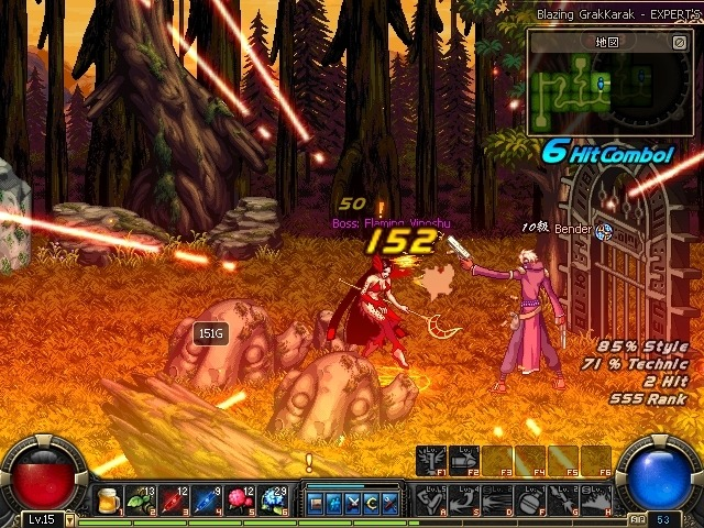 Dungeon Fighter Online (5)