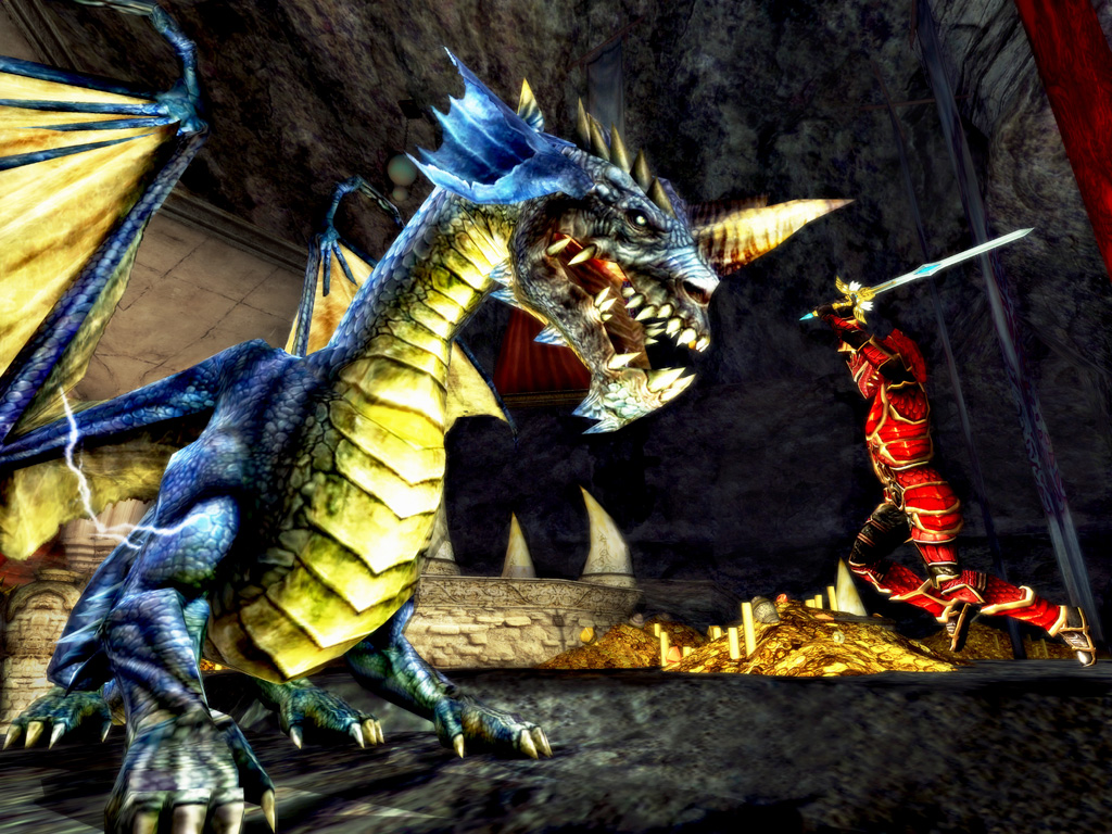 Dungeons and Dragons Online (3)