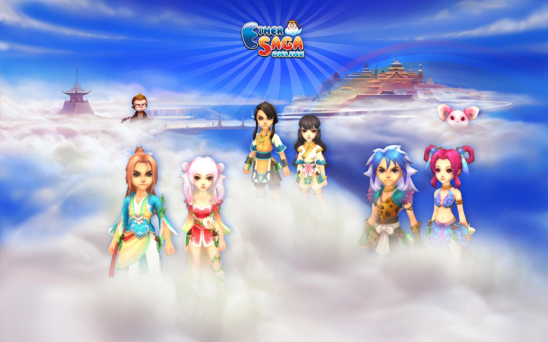Ether Saga Online wallpaper