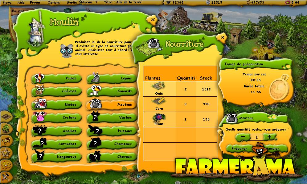 Farmerama (1)
