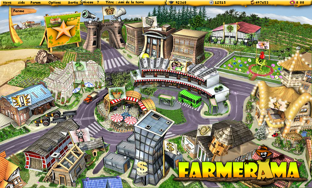 Farmerama (2)