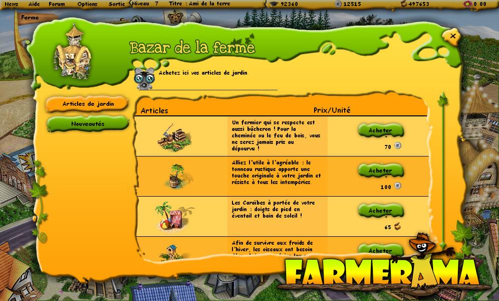 Farmerama (3)