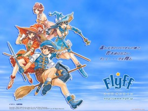 Flyff: Fly For Fun 2