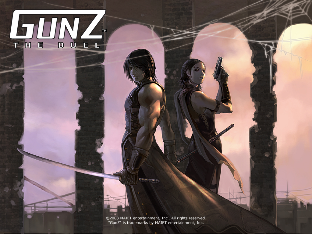 GunZ The Duel (1)