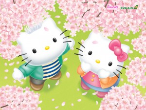 Hello Kitty Online wallpaper