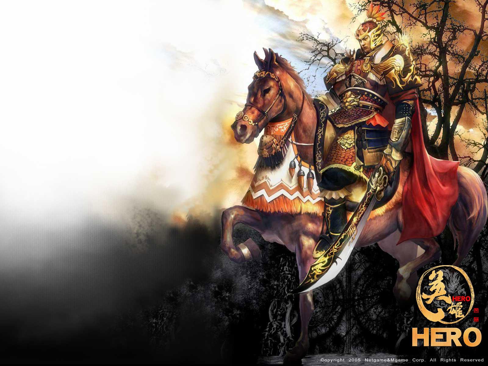 Hero Online wallpaper
