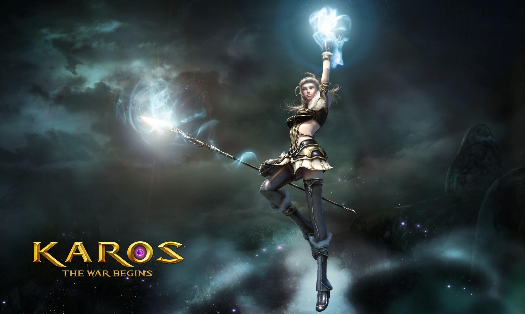 Karos Online wallpaper