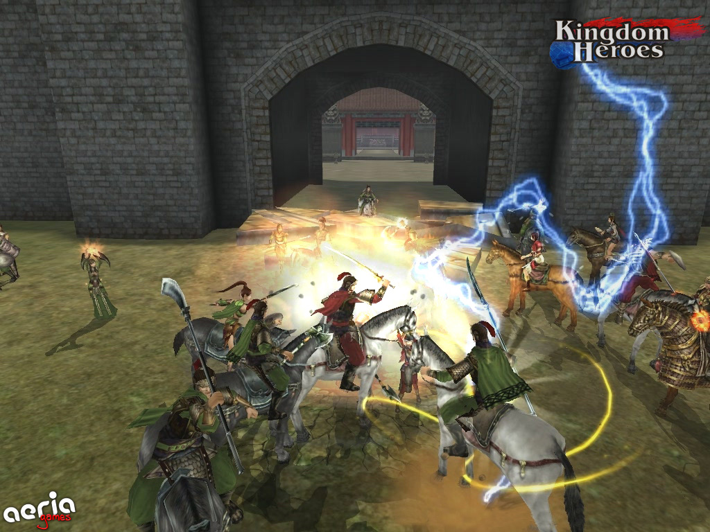 Kingdom Heroes (9)