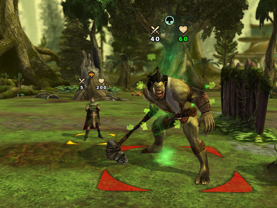 Magic the Gathering Tactics (4)