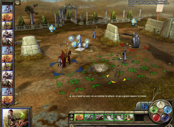 Magic the Gathering Tactics (6)