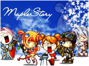 MapleStory Wallpaper