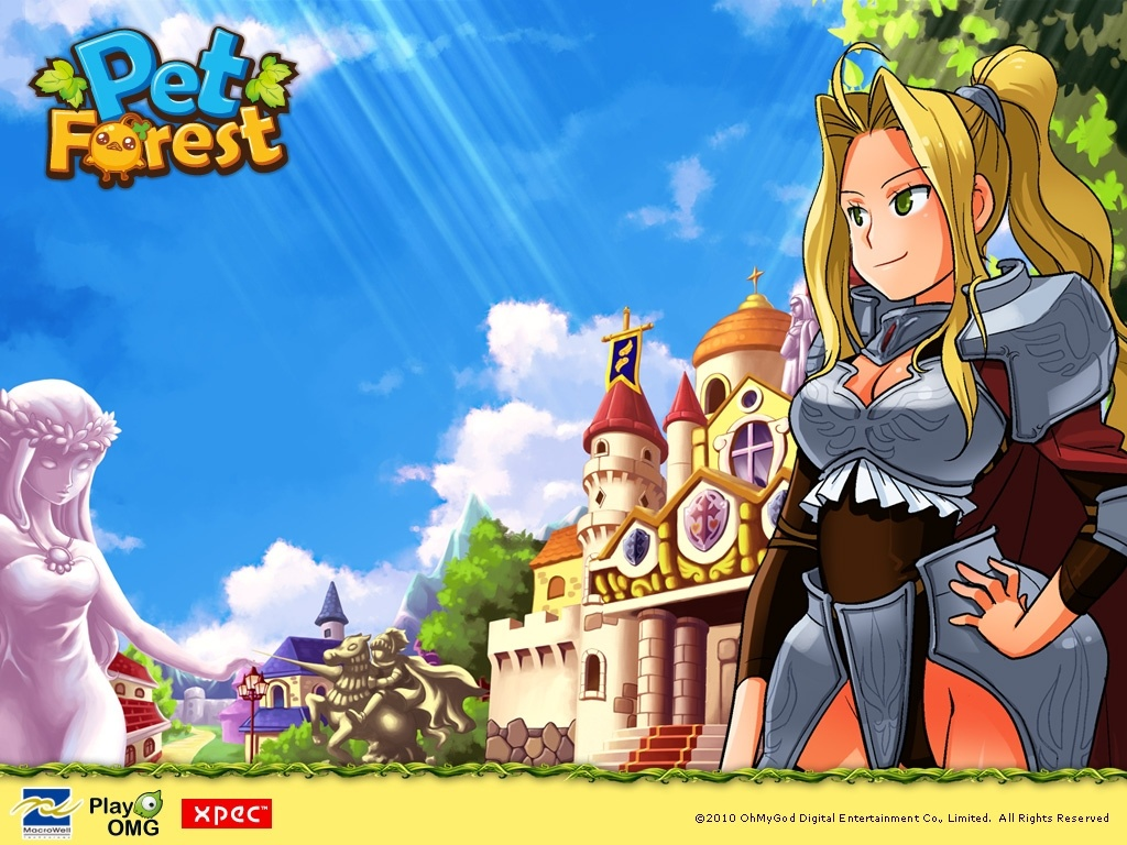 Pet Forest Online (4)