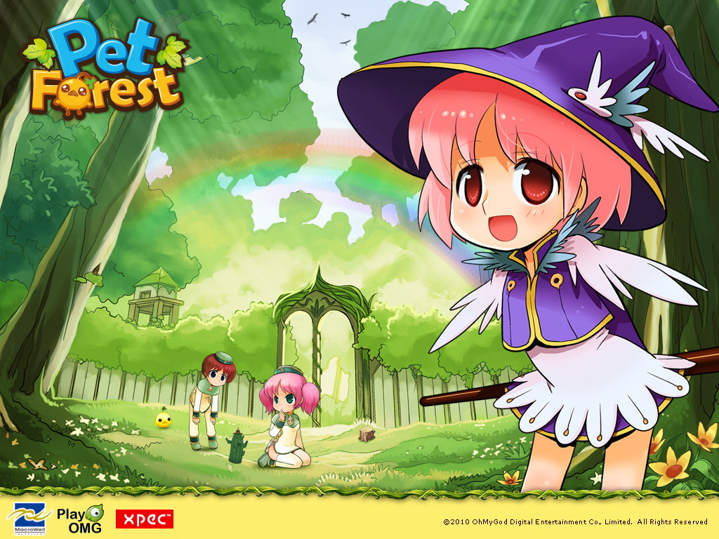 Pet Forest Online