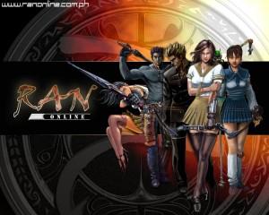 RAN Online wallpaper